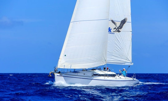 Cruising Monohull Charter In Koolbaai