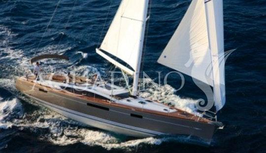 Charter Luxury Jeanneau 53