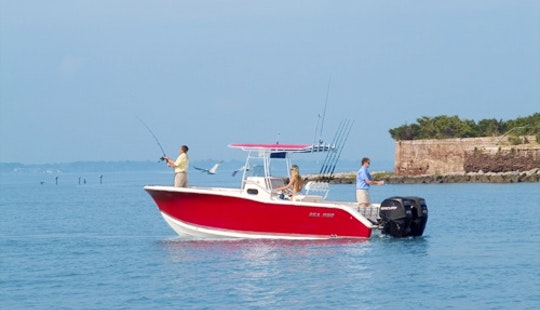 27ft Cc Sea Pro Fishing Boat In San Juan, Puerto Rico