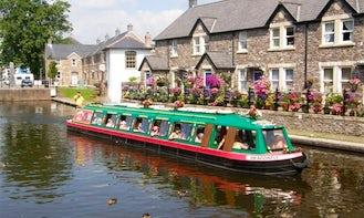 Passenger Boat Rental in Brecon