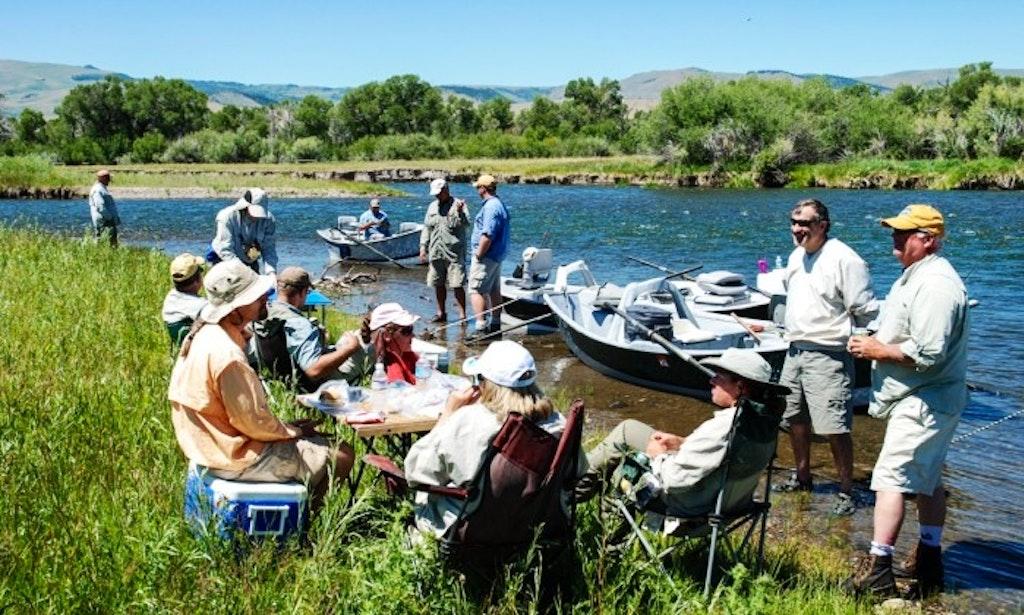 Fly fishing trips in bozeman montana getmyboat for Bozeman mt fishing