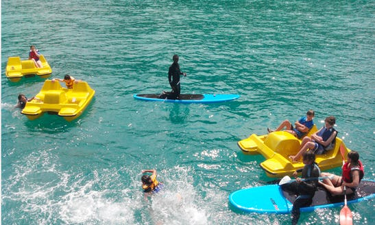 Paddleboard Rental In Getaria