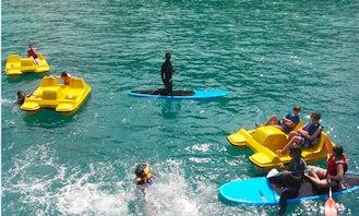 Paddleboard Rental in Getaria
