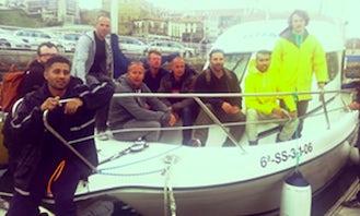 Fishing Charter in Getaria