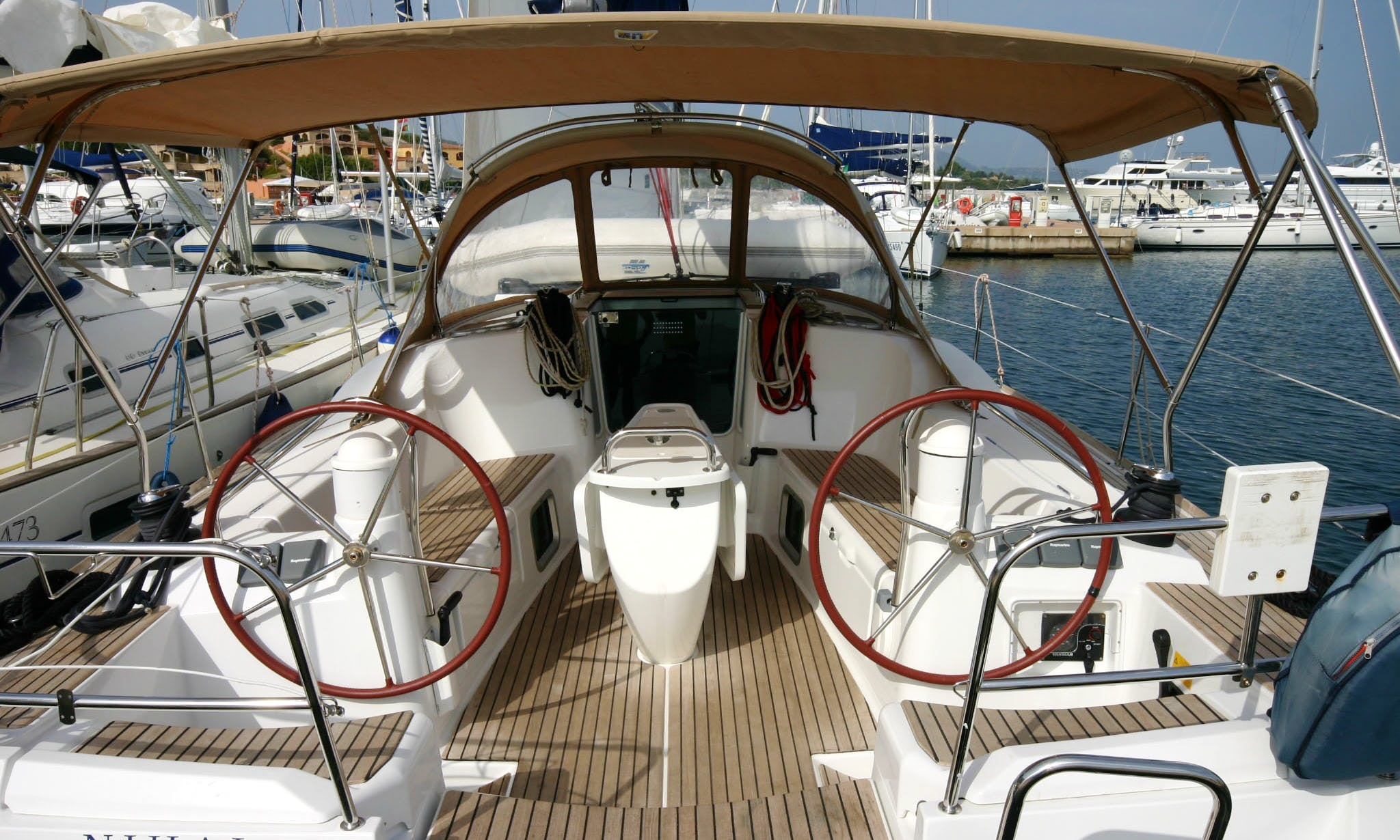 Beautiful 42' Sailboat for Charter to 8 Person in Portocolom, Illes Balears