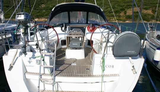 10 Person Sailing Yacht Charter In Portocolom, Spain