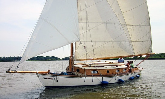 Hire This 36' America Yacht In Martham