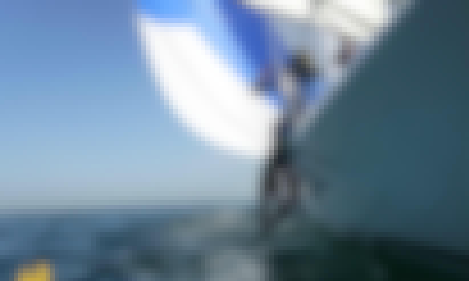 Cruising Monohull Charter/School in Hendaye