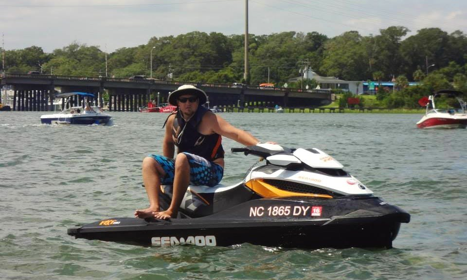 Enjoy Wrightsville Beach, North Carolina On Jet Ski