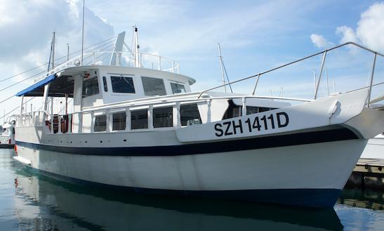 Sailing Charter On