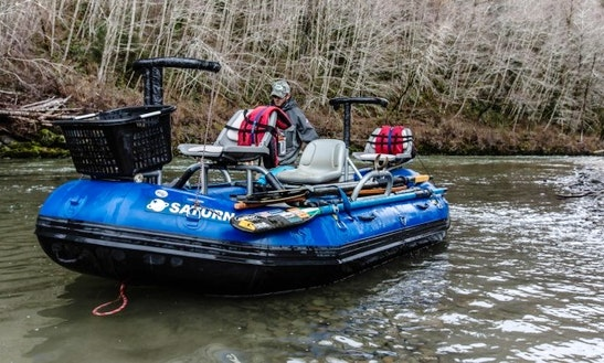 Float Fishing Trips In Port Angeles