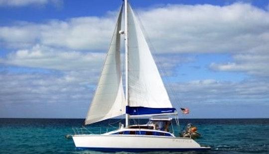 36′ Cruising Catamaran Charter In Panamá, Panama