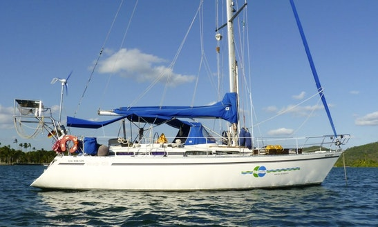 Cruise To San Blas Waterways In Style With 42′ Cruising Monohull