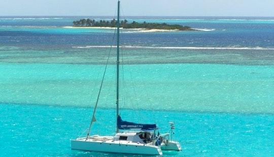 50′ Cruising Catamaran Charter In Panamá, Panama