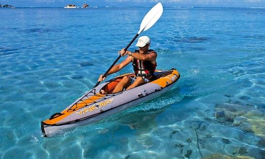 Kayak Rental In Palm Bay