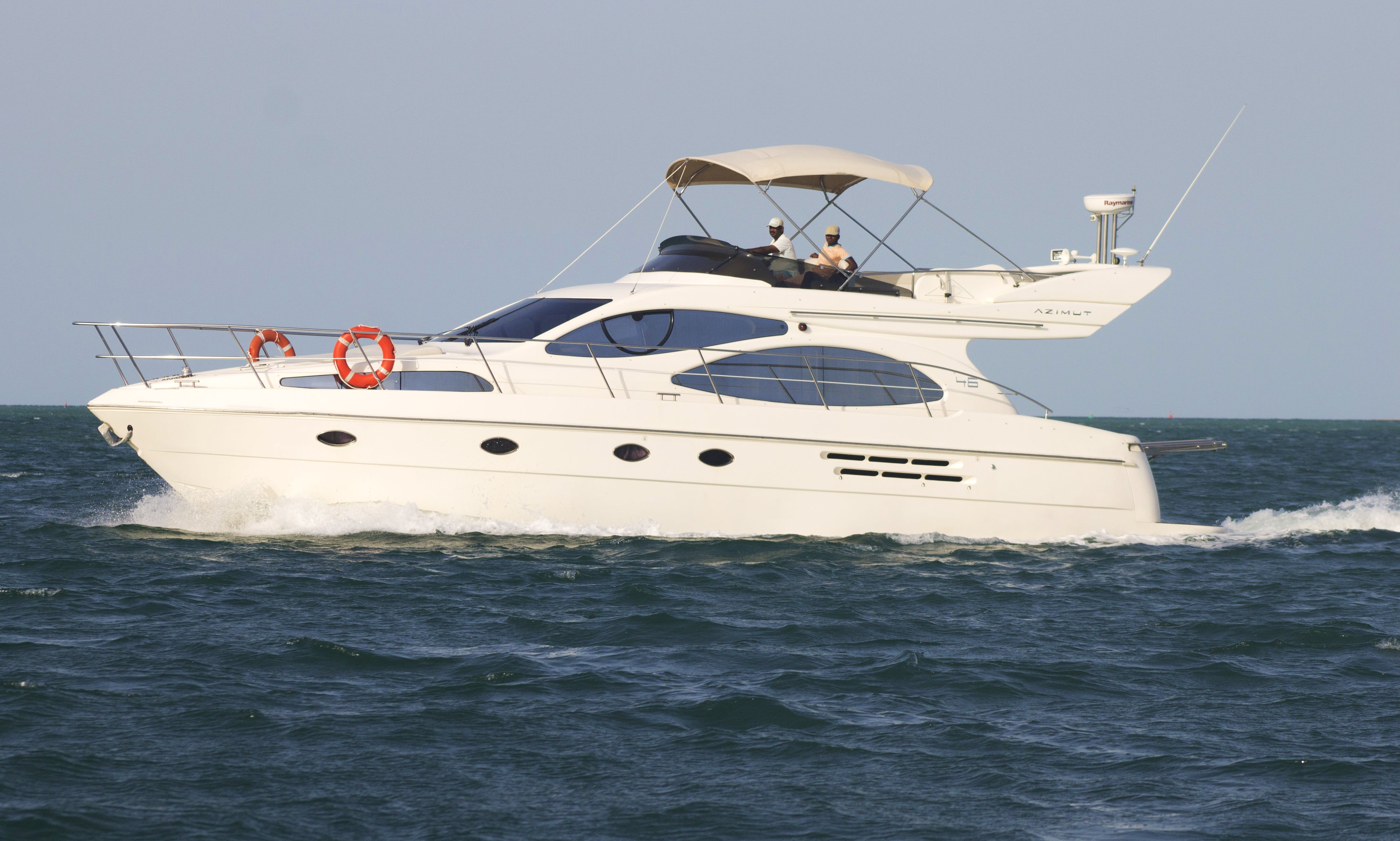 Motor Yacht Rental in Lusail