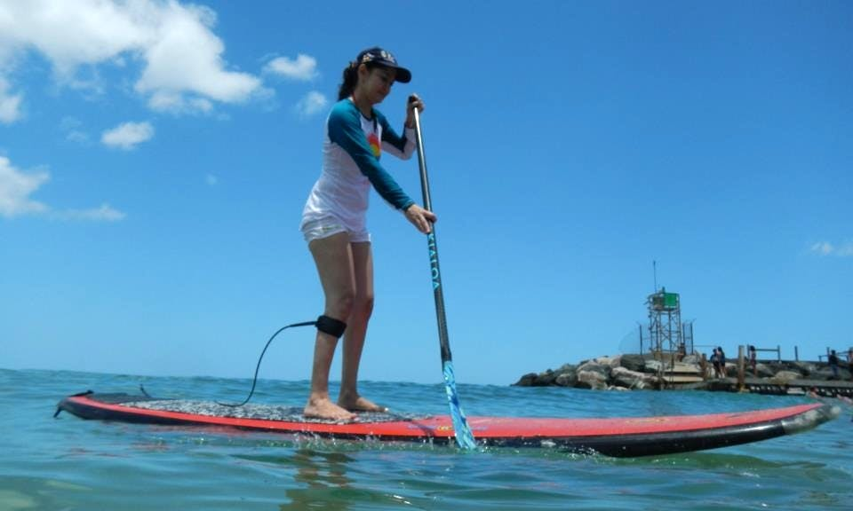 Paddleboard Charter in Puerto Rico