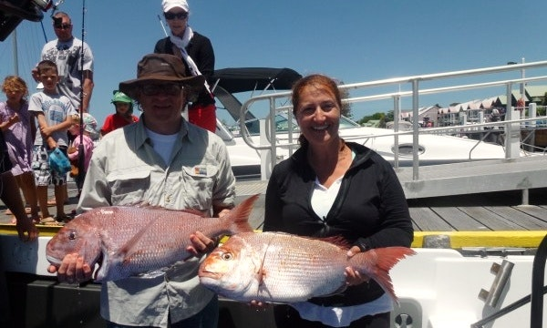 Fishing Charters in Metung | GetMyBoat