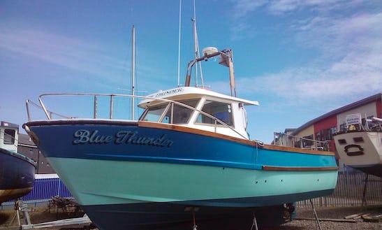 Motor Yacht Charter In Swansea