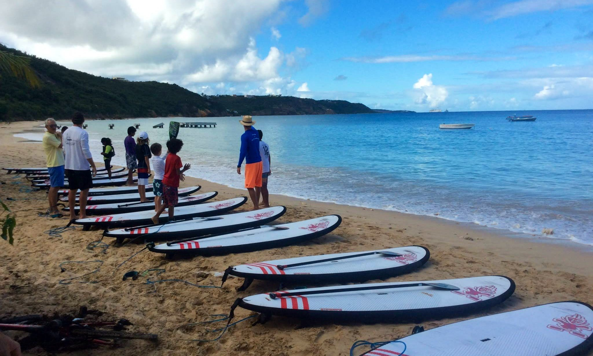 Paddleboard Rental Delivery in Anquilla