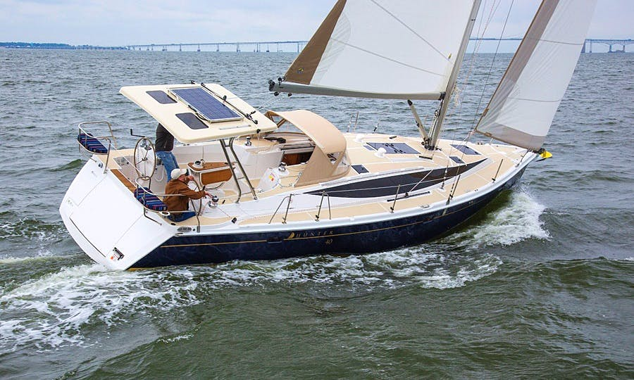 Hunter 40 Charter in Newport Beach