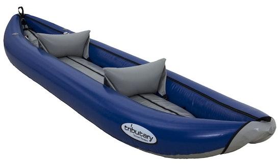 Tandem Inflatable Kayak Rental In Mill Creek, Washington