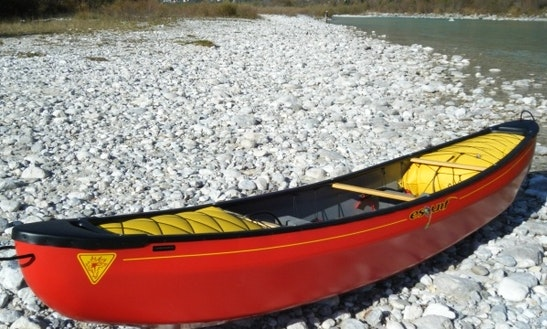 Canoe Rental In Utah
