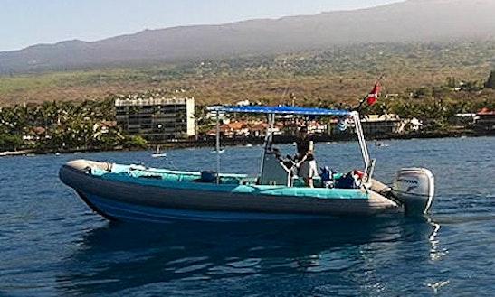 Snorkel Tour In Hawaii