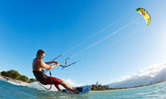 Kite Surfing Lesson in Cyprus