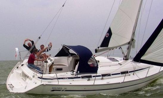 Charter 36' Bavaria Yacht In Volendam