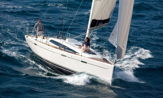 Charter Yacht Dehler 38 In Andijk
