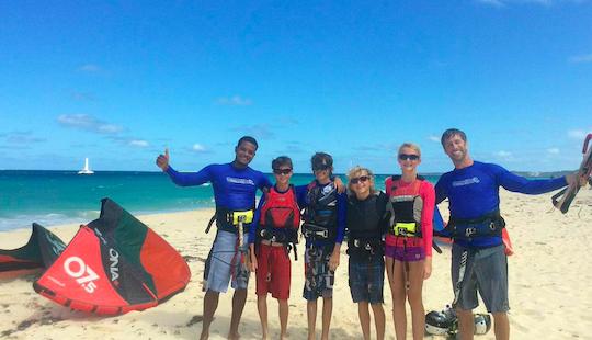 Kitesurfing & Paddleboard Kids Camp In Anguilla
