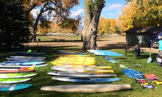 Sup Rentals, Yoga, & Classes, In Colorado
