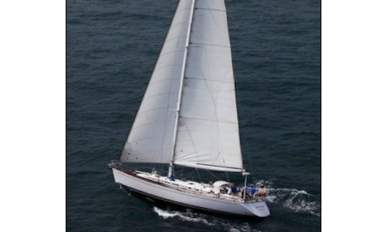 56' Cruising Monohull Olivia Lee Charter In Road Town