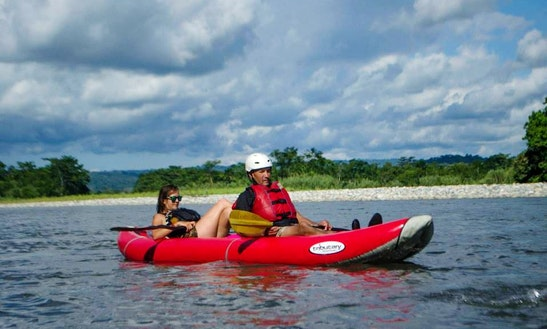 Guided Inflatable Kayak Tour In Tena, Napo