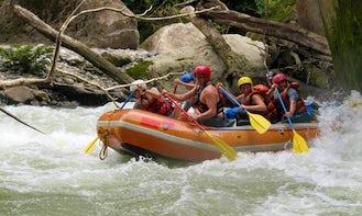 Multi-Day River Raft Tours in Tena, Napo