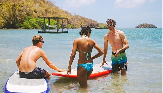 Stand Up Paddleboard Rental In Grenada