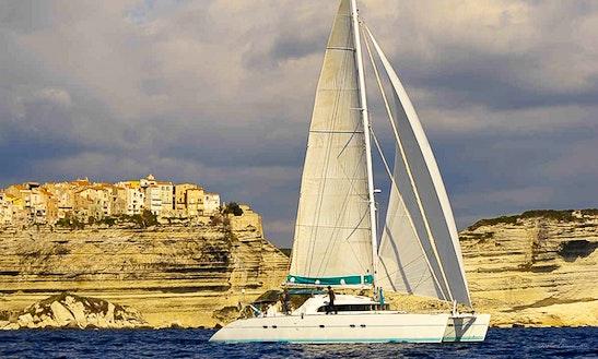Rental Cruising Catamaran In Sète