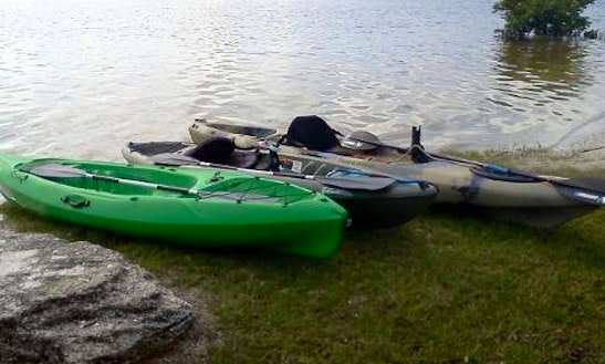 Kayak Rental And Guided Trips In Daytona Beach
