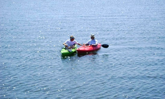 Kayak Rental In Daytona Beach