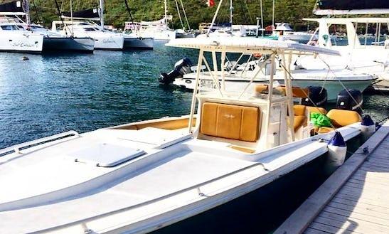Captained Charter In St. John