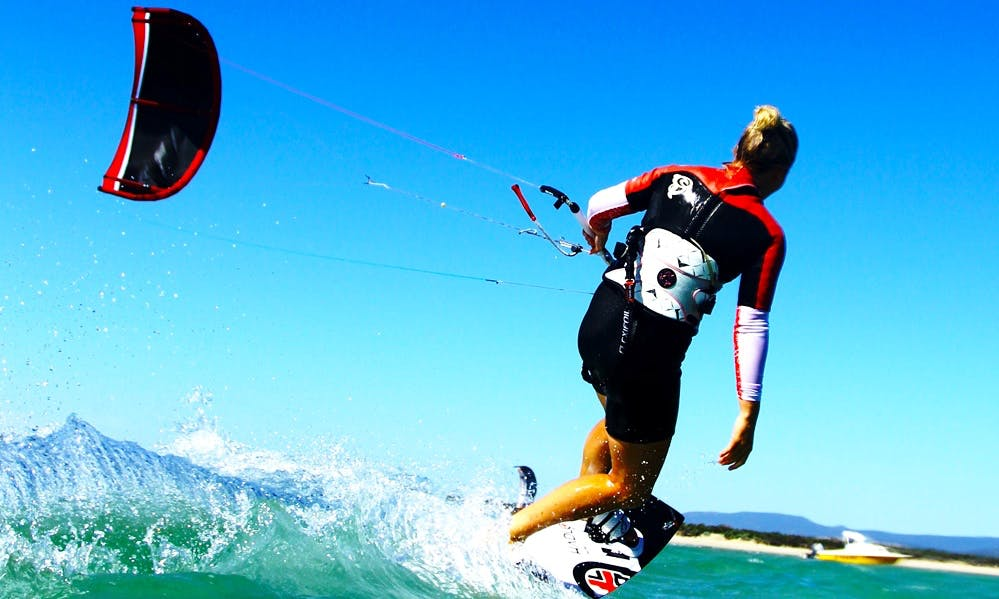 Kiteboarding Lessons in Virginia Beach