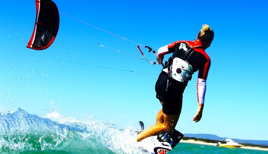 Kiteboarding Lessons In Virginia Beach
