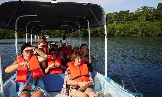 Bocas Del Toro Island Tour Charter
