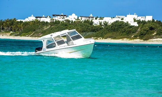St. Barth's Private Charter In Anguilla