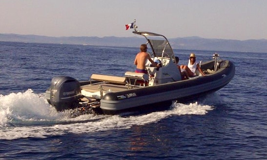 Seawater 250 Hire In Grimaud