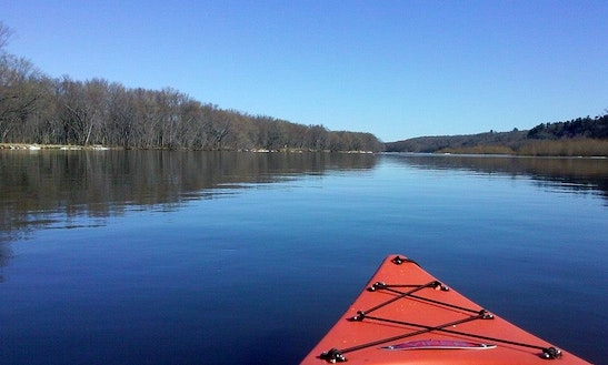Kayak Rental In Osceola With Riverwood Canoe