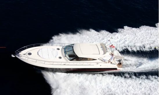 Gianetti 55 Yacht Rental In France