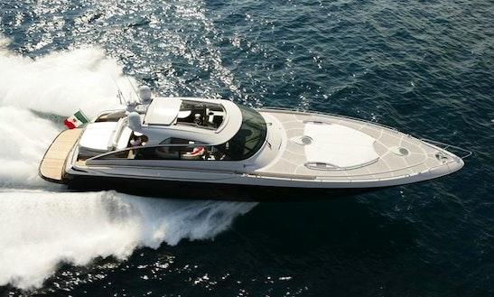 Baia Italia 70 Yacht Rental In France