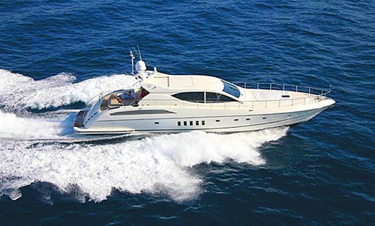 Leopard 27 Yacht Rental In France